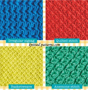how to join crochet squares with different stitch counts