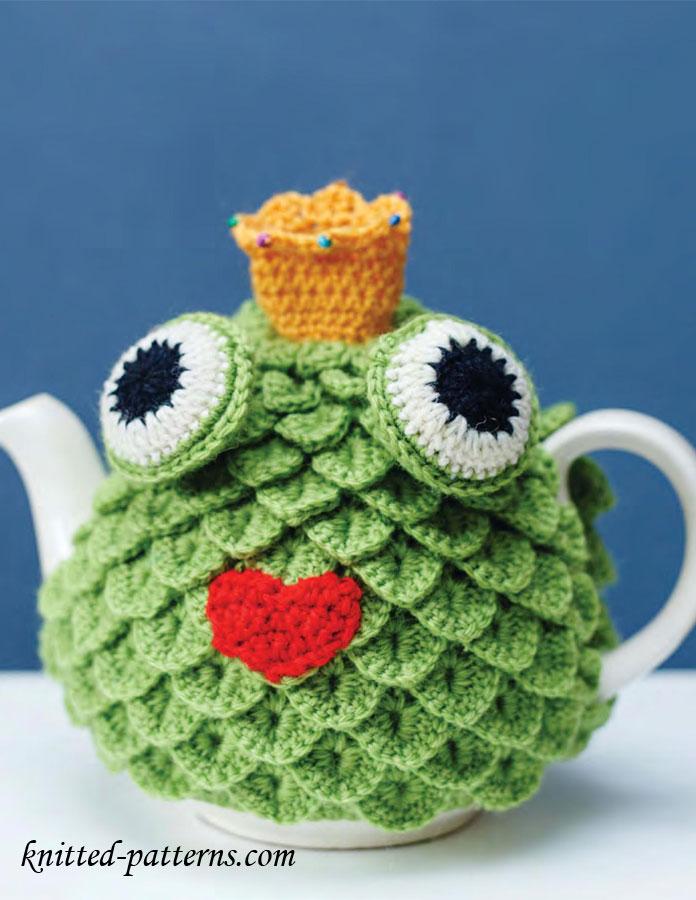Free Teapot Cosy Knitting Pattern