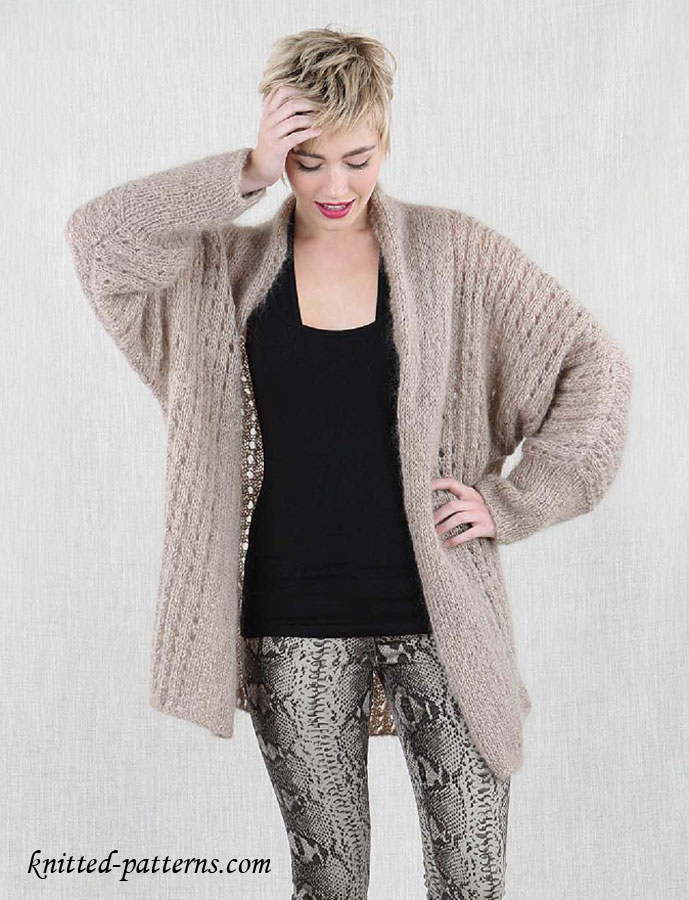 Knitting Patterns Free Shawls And Wraps