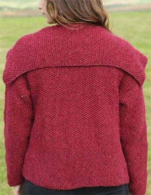 Women S Jacket Knitting Pattern Free